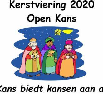 Kerstviering Open Kans